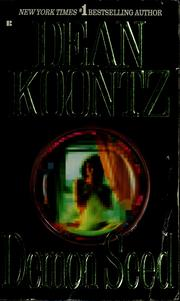 Cover of: Demon seed by Dean Koontz