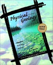 Cover of: Physical geology | Charles C. Plummer