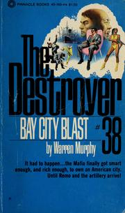 The Destroyer by Warren Murphy