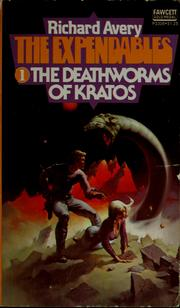 Cover of: The deathworms of Kratos | Edmund Cooper