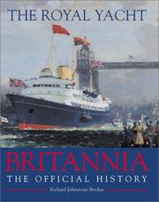 Cover of: ROYAL YACHT BRITANNIA