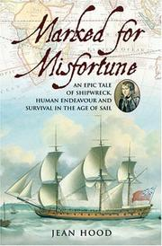 Cover of: Marked for misfortune | Jean Hood