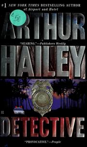 Cover of: Detective by Arthur Hailey
