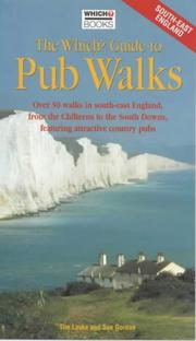 "Cover of: ""Which?"" Guide to Pub Walks (""Which?"" Travel Guides)"