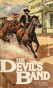 Cover of: The Devil's band | Robert McCaig