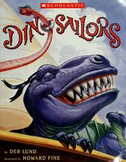 Cover of: Dinosailors | Deb Lund