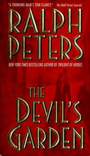 Cover of: The devil's garden | Ralph Peters