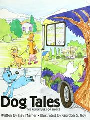 Cover of: Dog tales | Kay Marner