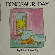 Cover of: Dinosaur day | Liza Donnelly