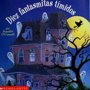 Cover of: Diez fantasmitas tímidos
