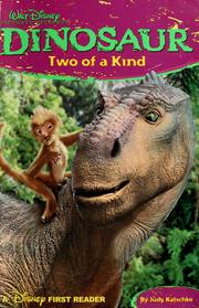 Cover of: Dinosaur, two of a kind | Judy Katschke