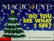 Cover of: Do you see what I see? |