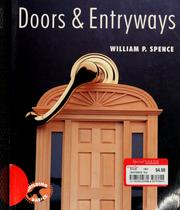 Cover of: Doors & entryways | William Perkins Spence