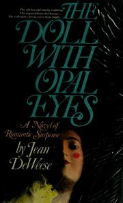 The doll with opal eyes