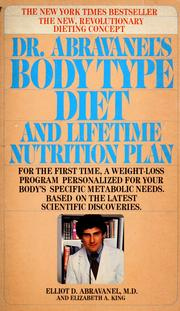 Dr  Abravanel's Body type diet and lifetime nutrition plan | Open