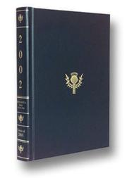 Cover of: Britannica Book of the Year 2002 | Encyclopædia Britannica, Inc.