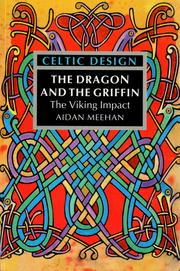 Cover of: The dragon and the griffin | Aidan Meehan