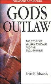 Cover of: God's Outlaw