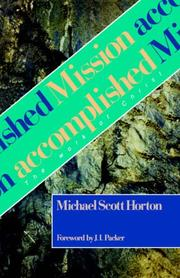 Cover of: Mission accomplished