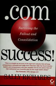 Cover of: Dot.com success! | Sally Richards