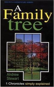Cover of: A Family Tree