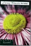 Cover of: The Lord Our Righteousness