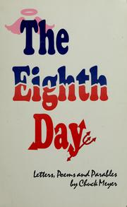 Cover of: The Eighth day | Charles Meyer