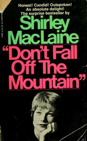 "Cover of: ""Don't fall off the mountain"" 