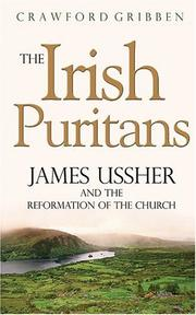 Cover of: The Irish Puritans | Crawford Gribben