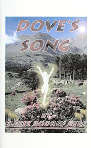 Cover of: Dove's song | Eloise Rodkey Rees