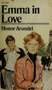 Cover of: Emma in love | Honor Arundel