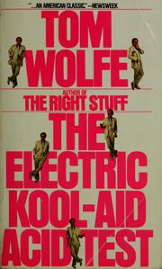 "Cover of: Electric kool-aid acid test ""invalid see 0553257943"" 