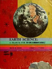 Cover of: Earth science | Brown, Walter R.
