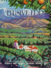 Cover of: The elusive eden | Richard B. Rice