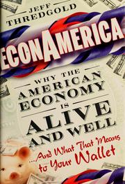 Cover of: EconAmerica | Jeff Thredgold