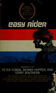 Cover of: Easy rider |