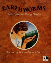 Cover of: Earthworms | Keith Pigdon