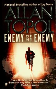 Cover of: Enemy of my enemy | Allan Topol
