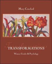 Cover of: Transformations | Mary Crawford