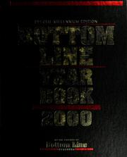 Cover of: Bottom Line year book 2000 | Bottom Line Personal