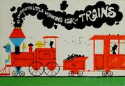 Cover of: Ed Emberley's little drawing book of trains by Ed Emberley