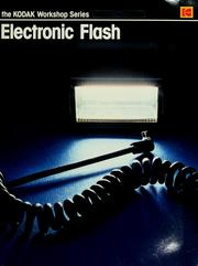 Cover of: Electronic flash | Lester Lefkowitz