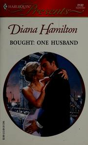 Cover of: Bought | Diana Hamilton