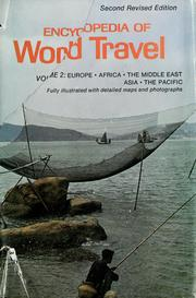 Cover of: Encyclopedia of world travel | Nelson Doubleday