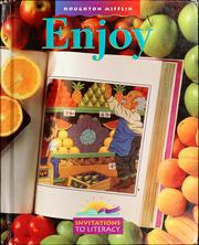 Cover of: Enjoy |