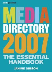 Cover of: The Guardian Media Directory (Mediaguardian)