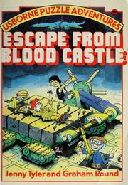 Cover of: Escape from Blood Castle | Jenny Tyler