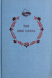Cover of: The Erie Canal | Samuel Hopkins Adams