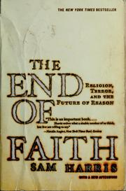 Cover of: The end of faith | Sam Harris