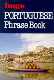 Cover of: Portuguese Phrase Book (Hugo